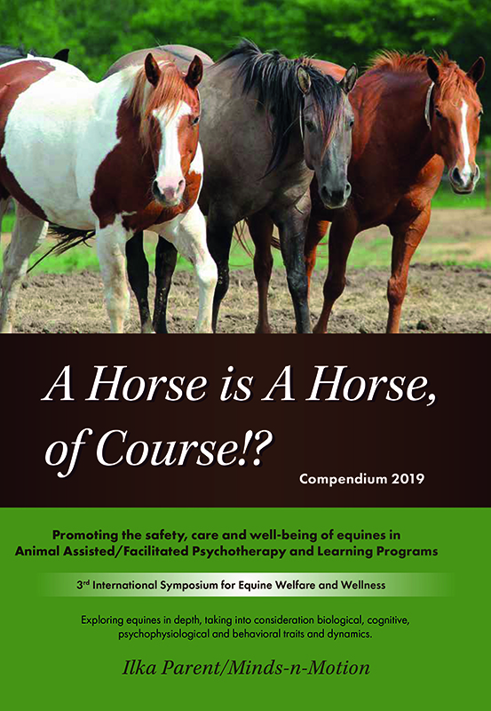 A Horse is a Horse, of Course!? Compendium 2019